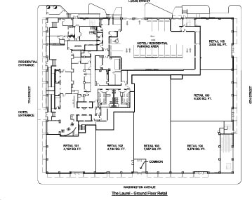 Laurel Building Lease Plan